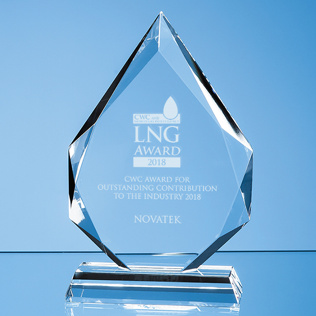 2018 CWC World LNG Award for Outstanding Contribution