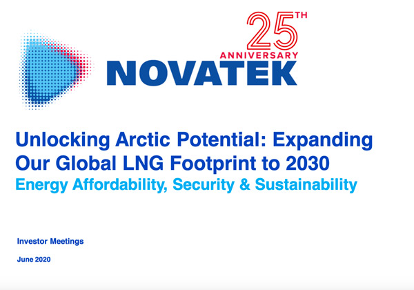 Unlocking Arctic Potential: Expanding Our Global LNG Footprint to 2030